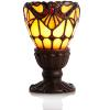 Amber Gold Tiffany Light $51.95 5in tall
